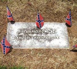 Unknown Confederate Soldier