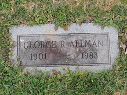 George Rudolph Allman