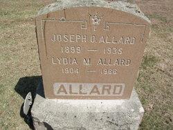 Joseph O Allard