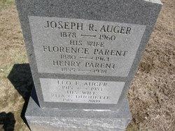 Florence <i>Parent</i> Auger