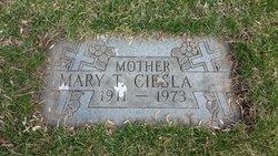 Mary <i>Antosz</i> Ciesla