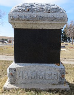 Elizabeth Isabel <i>Thompson</i> Hammer