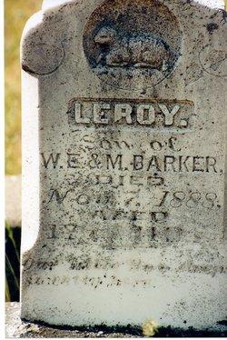 Leroy Barker