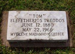 Elefetherios Tom Theodos