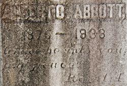 Albert Cummings Abbott