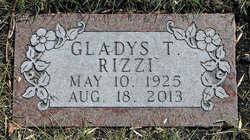 Gladys <i>Thompson</i> Rizzi