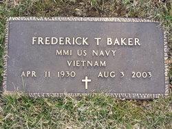 Frederick Thomas Baker