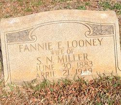 Fannie E <i>Looney</i> Miller