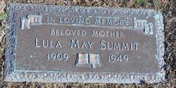 Lula May <i>Neal</i> Summitt