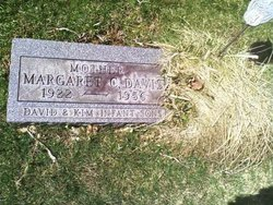 Margaret Clara <i>Garrett</i> Davis