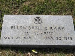 Ellsworth Bowen Karr