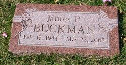 James P Buckman