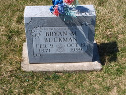 Bryan M Buckman