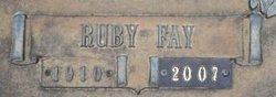 Ruby Faye <i>Hudson</i> Griffin