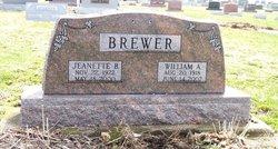William A. <i>Bill</i> Brewer
