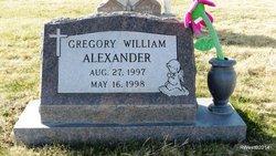 Gregory William Alexander