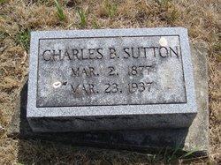 Charles B Sutton