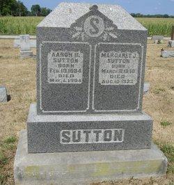 Margaret J Sutton