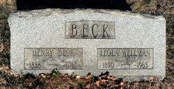 Leola M. <i>Wellman</i> Beck