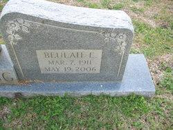 Beaulah E. <i>McLeod</i> Anding