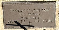 Thomas Norman Johnson