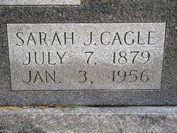 Sarah Jane <i>Cagle</i> Ketner