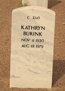 Kathryn <i>Corley</i> Burink