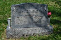 Oletta Gertrude <i>Shepard</i> Grimm