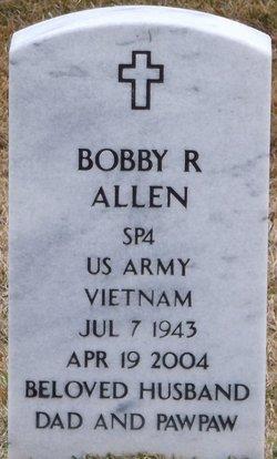 Bobby R Allen