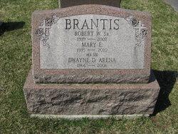 Mary E. <i>Seymour</i> Brantis