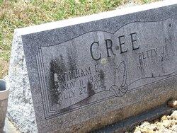 William Elwood Cree