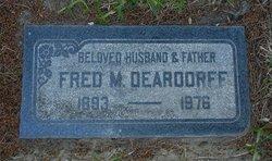 Fred M. Deardorff