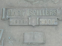 Mary Alice <i>Spillers</i> Countz