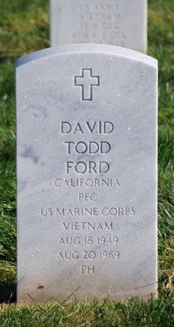 David Todd Ford