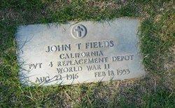 John Thomas Fields