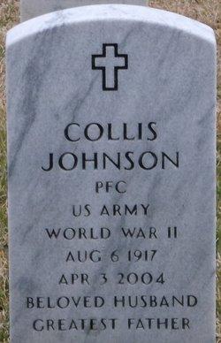 Collis Johnson