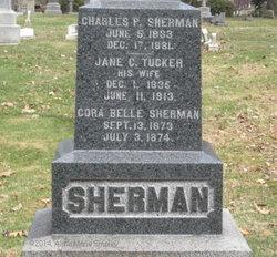 Jane C. <i>Tucker</i> Sherman