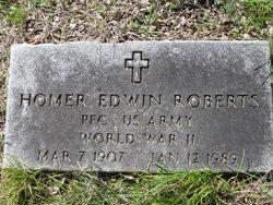 Homer Edwin Roberts