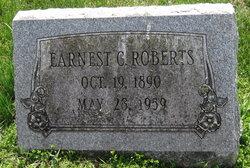 Earnest C. Roberts