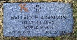 Wallace H. Adamson