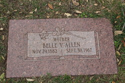 Belle Victoria <i>Parker</i> Allen
