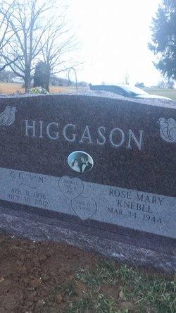 Clarence A. Van Higgason