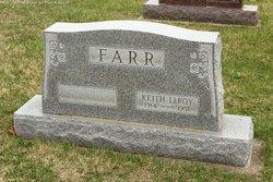 Keith LeRoy Farr