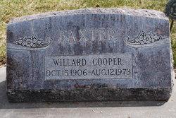 Willard Cooper Baxter