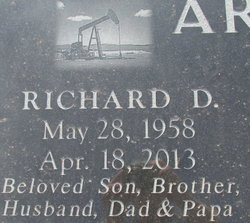 Richard Dean Armentrout
