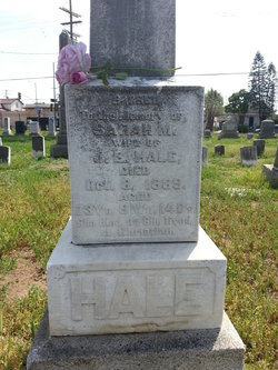 Sarah M. <i>Farmer</i> Hale