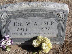 Joe W Allsup