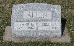 Zella F Allen