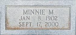 Mary Matilda Minnie <i>Sanders</i> Dickinson