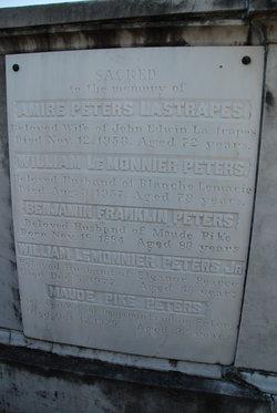 Benjamin Franklin Peters
